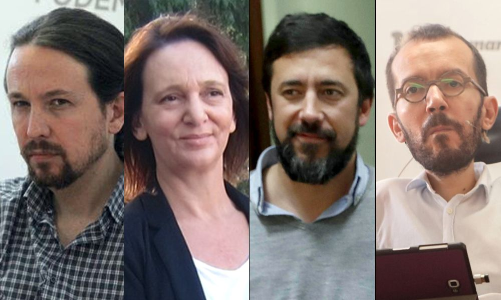 Pablo Iglesias y Carolina Bescansa trasladan su juego de tronos a Galicia