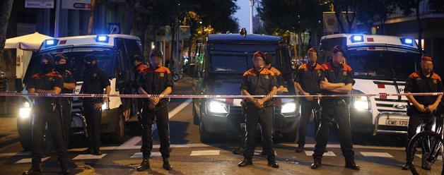 La Fiscalía pide a los Mossos que actúen si el proceso independentista sigue adelante