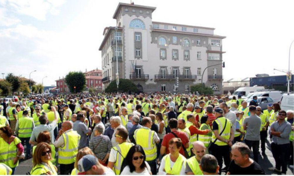 """Endesa prevé crear """"7.500 empleos en Galicia"""" si cierra As Pontes"""