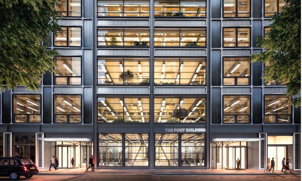 Amancio Ortega compra la sede de McKinsey en Londres por 700 millones »  Galicia