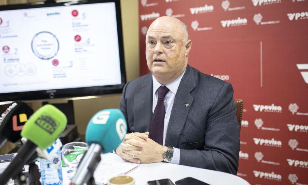 El nuevo dueño de Povisa lanza inversiones y tiende la mano a la Xunta