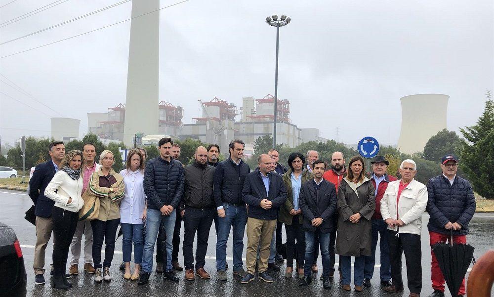 PP y PSOE se tiran los trastos por el cierre de Endesa en As Pontes