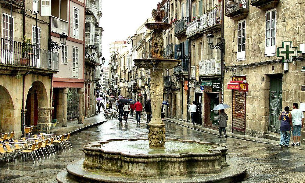 Ourense y Santiago soportan la mayor presión fiscal de Galicia