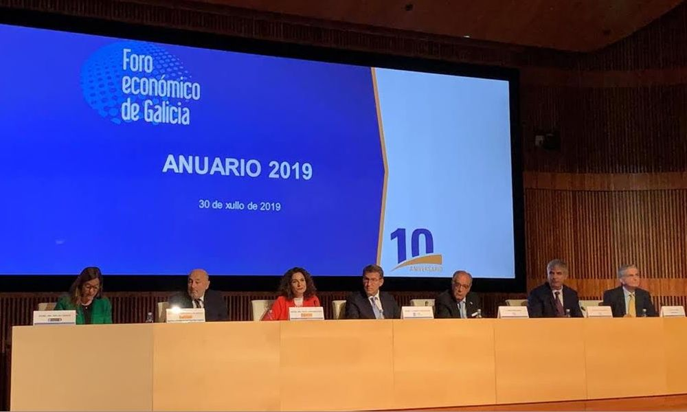 El Foro Económico plantea rescatar grandes saltos hidráulicos gallegos