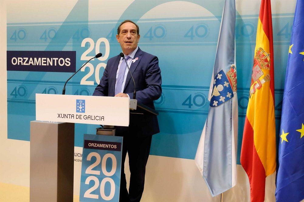 Presupuestos 2020: Feijóo fía el crecimiento de Galicia al Xacobeo...