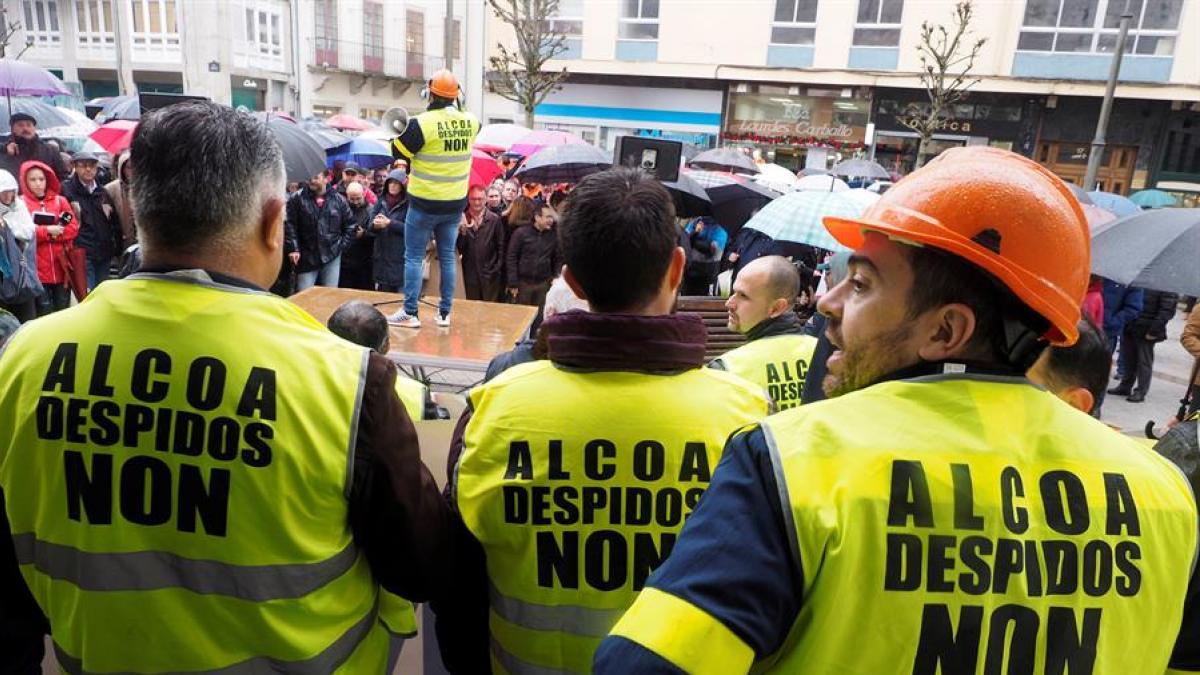 Alcoa: más ayudas por CO2 que Ferroatlántica, Celsa y Megasa juntas