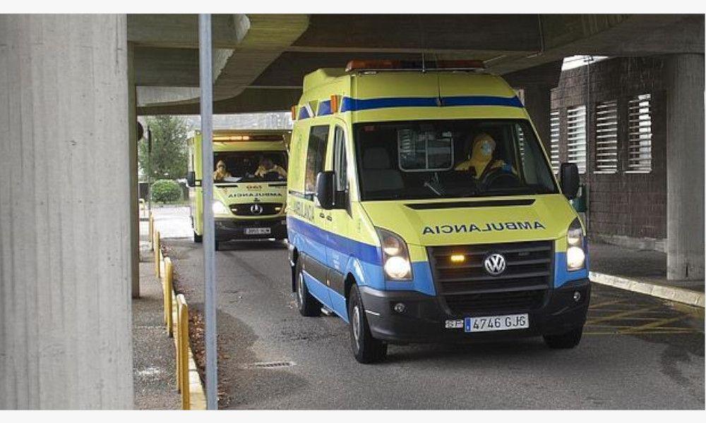 Las ambulancias reclaman un millón a Audasa por el peaje de la AP-9