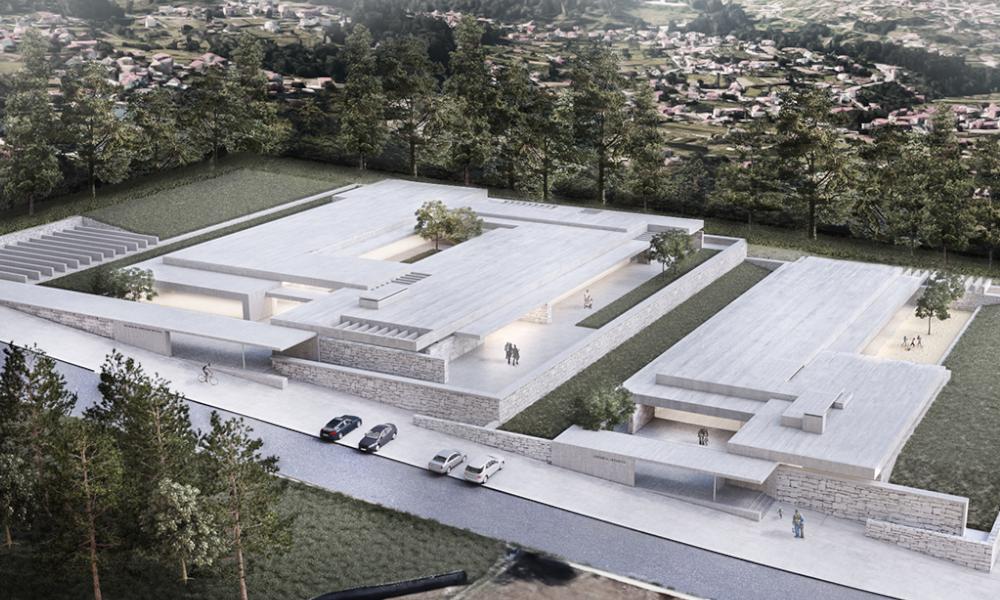 Así será el centro de educación especial de Amancio Ortega en Vigo