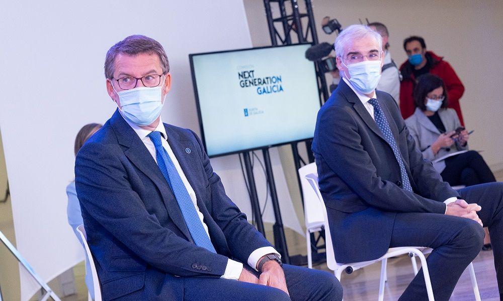 Galicia eleva a siete sus proyectos para captar ayudas Covid de la UE