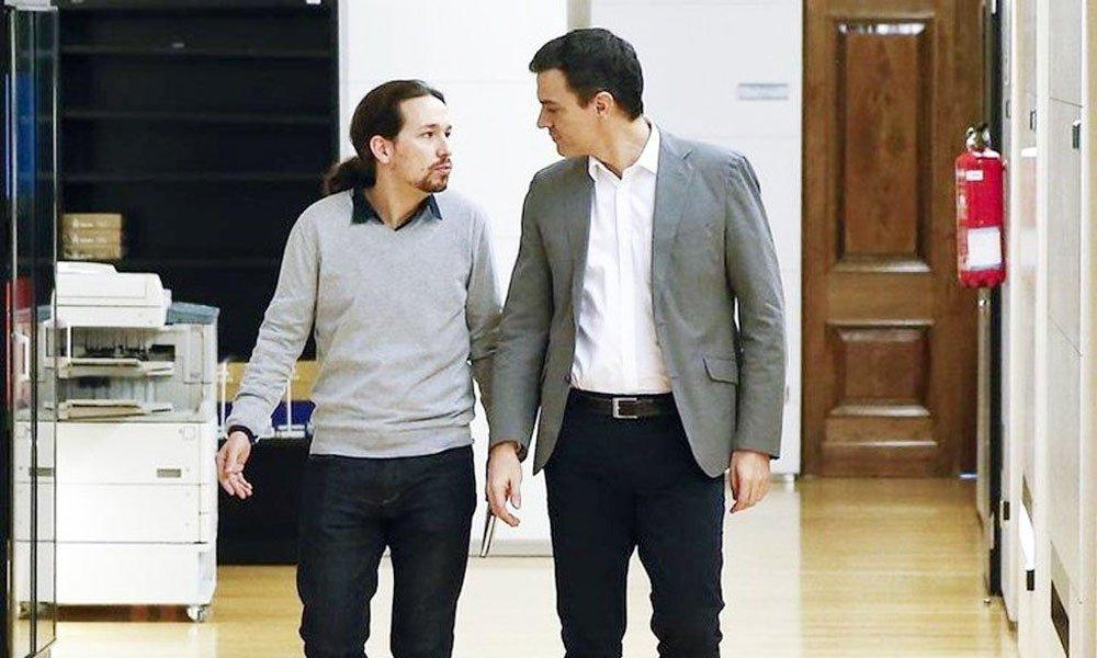 Nacionalizar Alcoa o cerrar Reganosa: los choques entre PSOE y Podemos