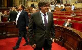 El coste de la insensatez de Puigdemont y Junqueras