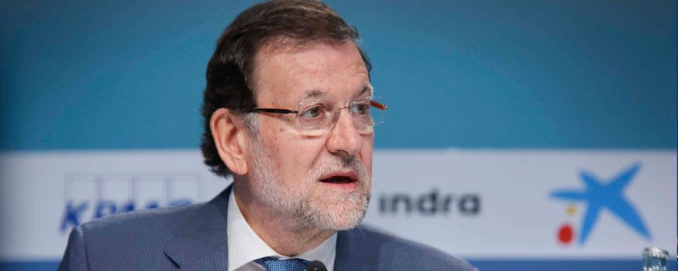 Rajoy se mantiene inflexible en cambiar una coma de su política económica