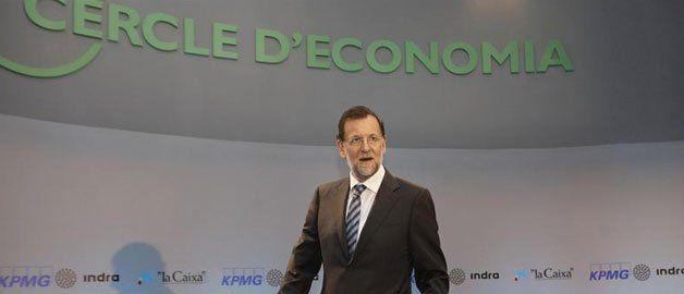 """Rajoy: """"No es el Gobierno quien impone los sacrificios, sino la necesidad"""""""