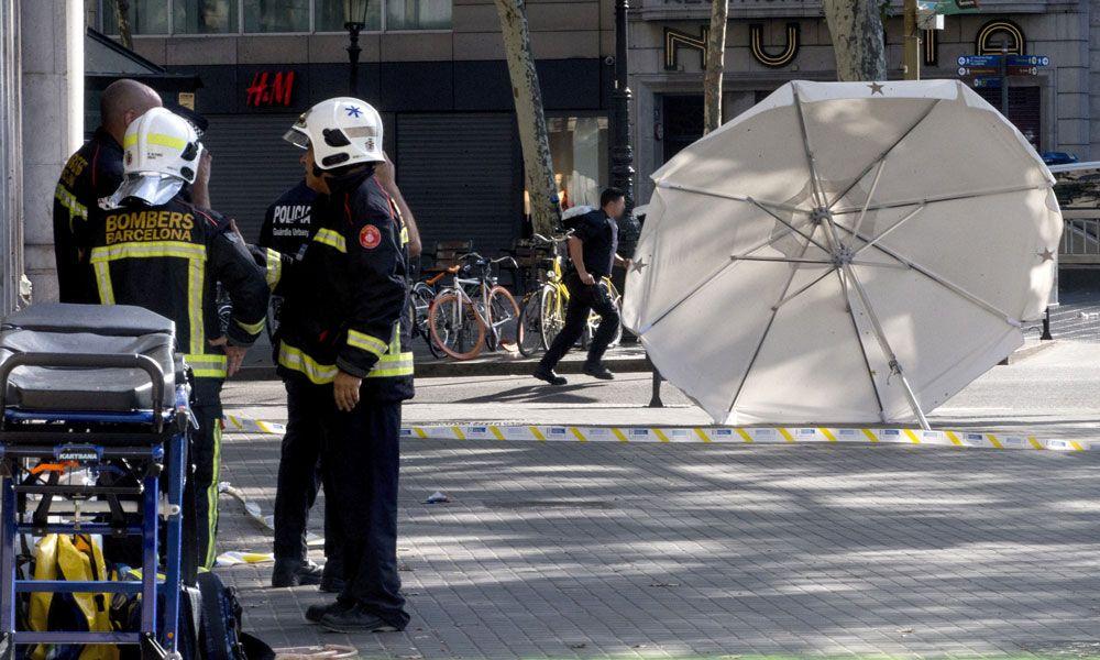 Las víctimas mortales de Barcelona se incrementan a 16