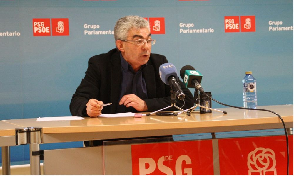 Fallece Raúl Fernández, diputado autonómico del PSdeG