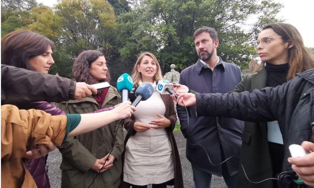 """Gómez-Reino pide """"no esperar a otra campaña"""" para recuperar Meirás"""