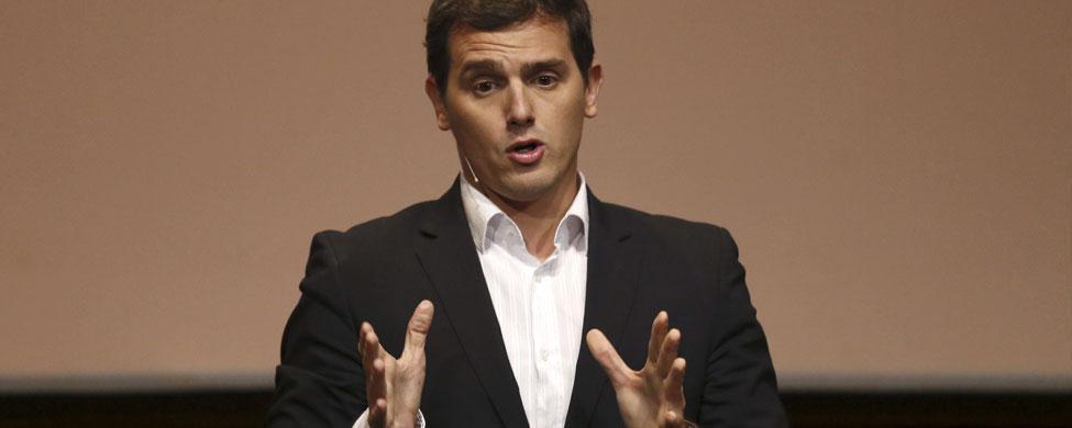 Albert Rivera reclamará a los 'amnistiados' 2.800 millones