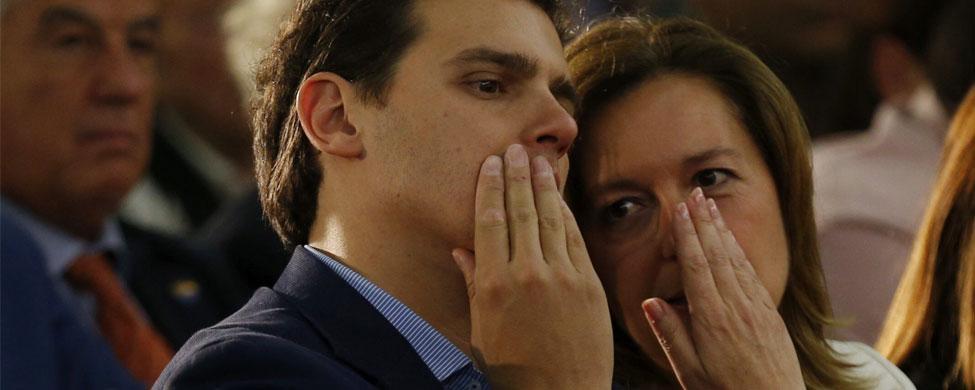 El inmovilismo de Rajoy inclina a Ciudadanos hacia el PSOE
