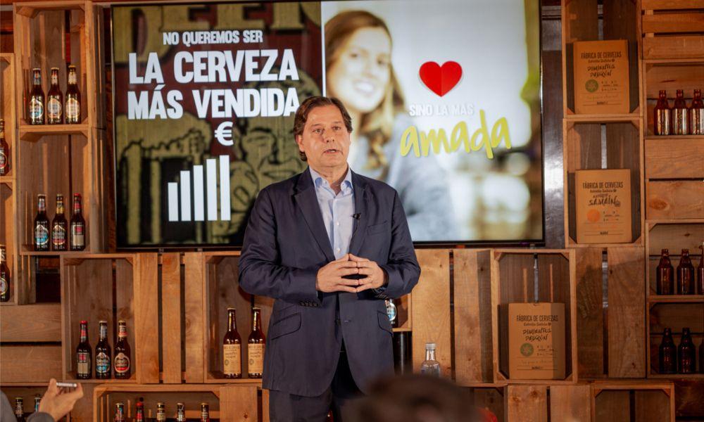 Del percebe al pimiento de Padrón: las Estrella Galicia más vendidas