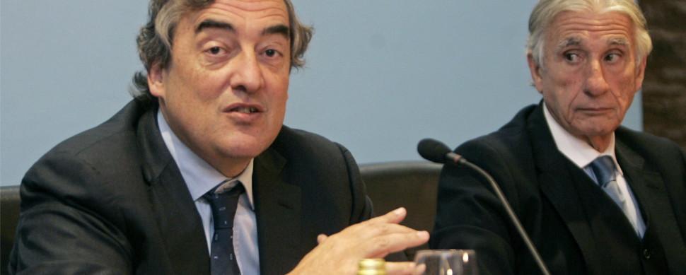"""Los críticos de la patronal a Rosell: Alvariño """"no está a la altura"""""""