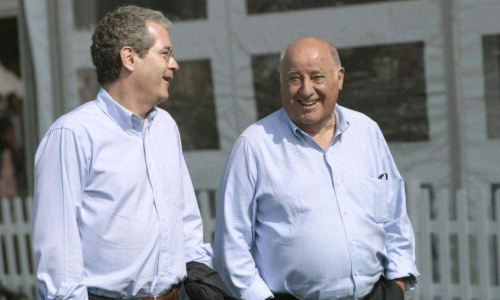 """Pablo Isla glosa a Amancio Ortega: """"Humildad, disciplina y sacrificio"""""""