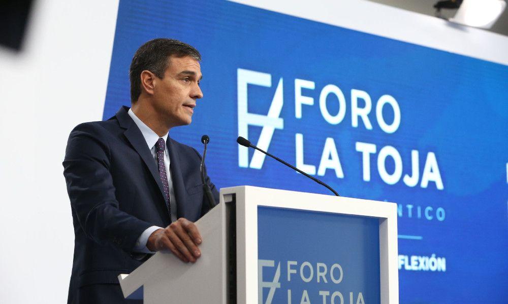 "Pedro Sánchez mira a As Pontes: ""Ningún trabajador se verá afectado"""