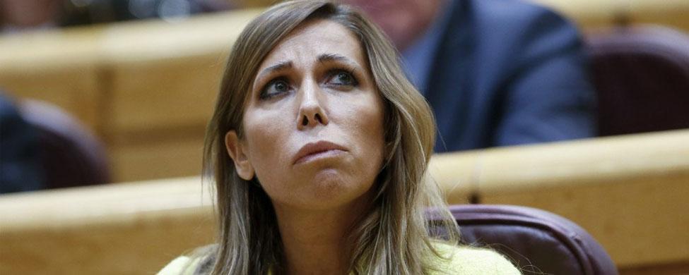 El PP sólo prescindirá de Sánchez-Camacho si ella lo pide
