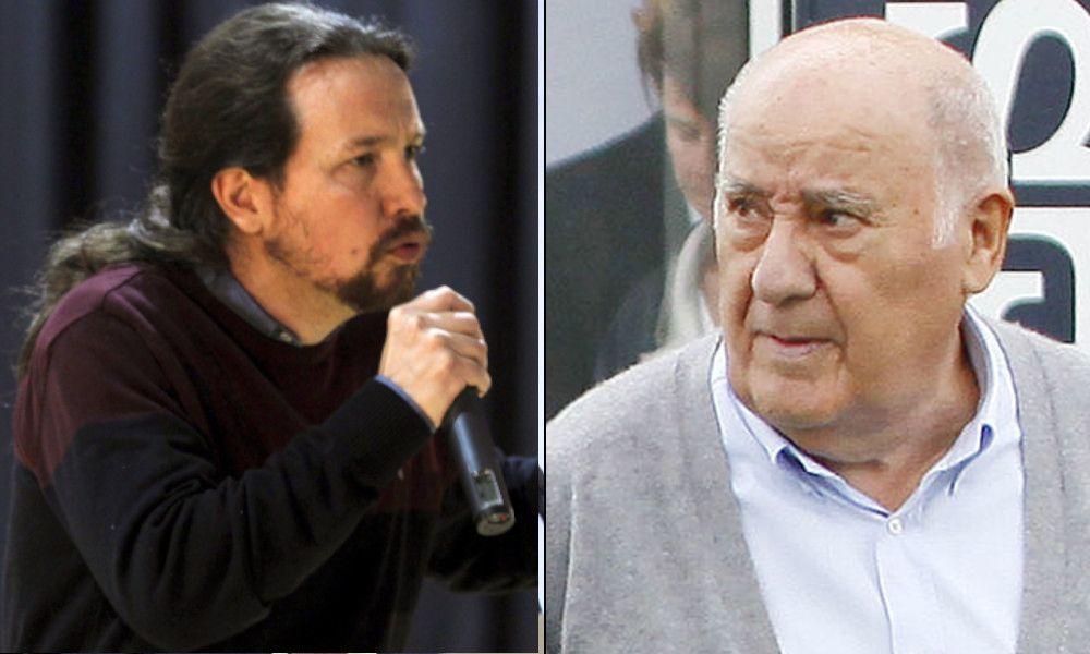 Un líder de Podemos achaca la debacle a la polémica con Amancio Ortega