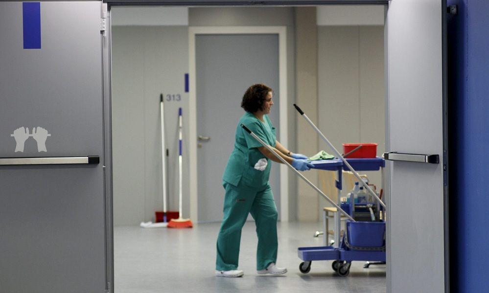 La Xunta gana dinero con Galaria, la empresa de servicios sanitarios