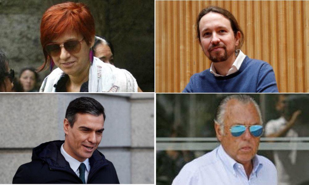 Los ricos, sin miedo a Sánchez: Ortega y Cebrián disparan sus sicavs