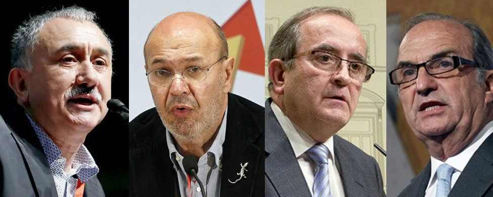 Sindicatos y patronales negociarán un nuevo pacto de convenios antes del 27S