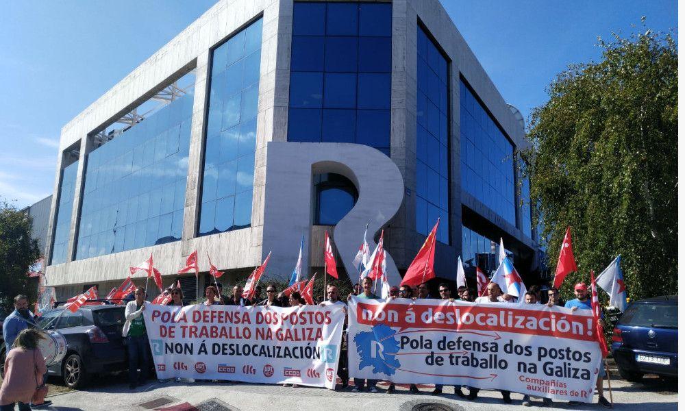 Unión de todos los partidos contra la deslocalización de R