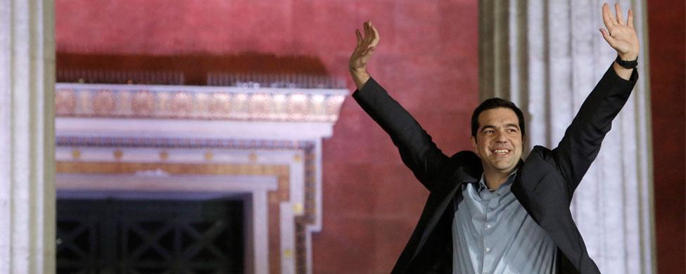 Tsipras gana y reafirma su liderazgo en una Grecia intervenida