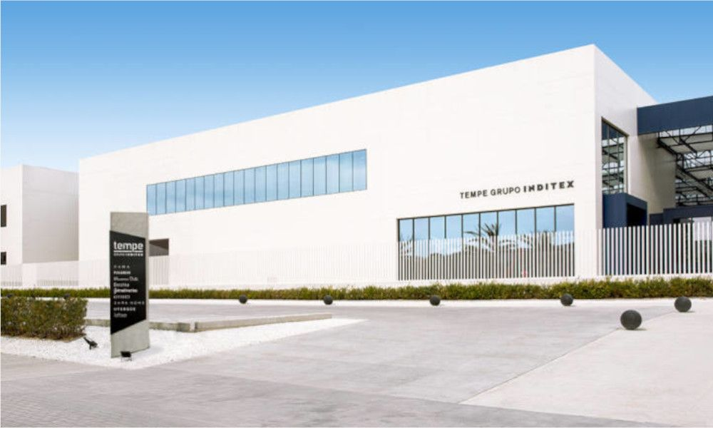 Copasa construirá la línea de tren que moverá el calzado de Inditex