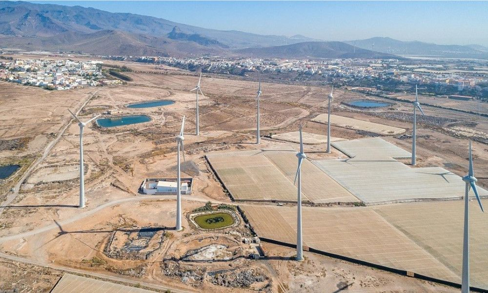 Ecoener construirá dos parques eólicos en La Palma