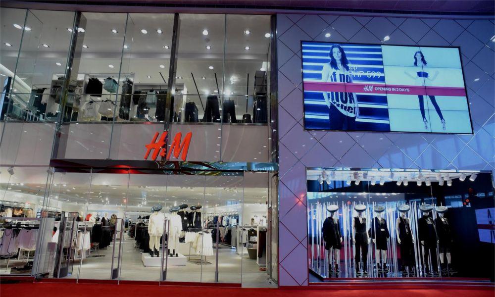 H&M crece más que Inditex pero gana cada vez menos