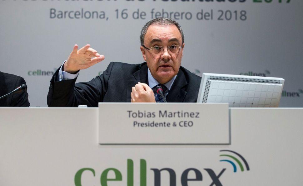 Cellnex suma otros 500M a su récord de ingresos