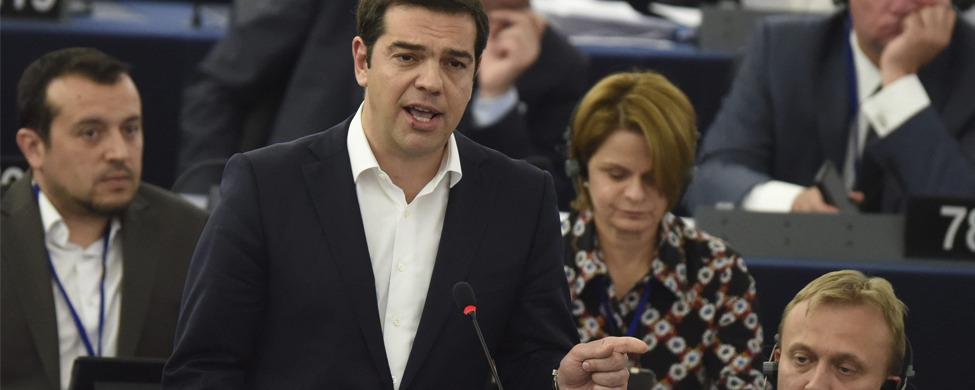 Grecia pide un tercer rescate ante una Europa incrédula