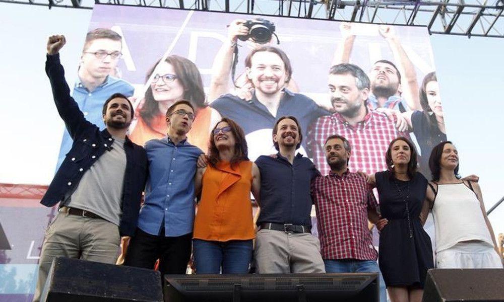 Pablo Iglesias 'pasa' de A Coruña tras armar el lío con Amancio Ortega