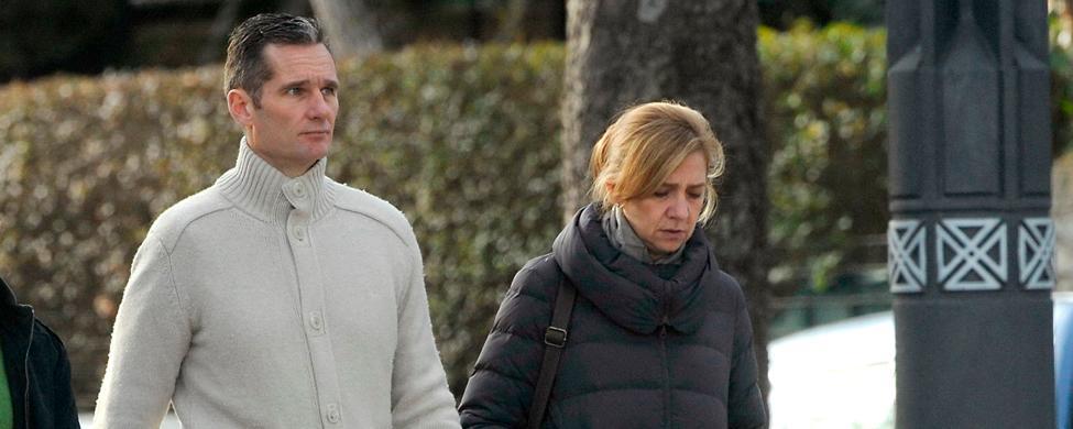 Cristina de Borbón renunció al ducado de Palma hace días