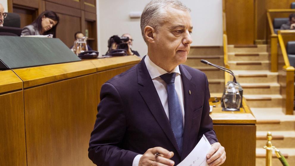 Arranca la campaña: Urkullu anuncia este lunes las elecciones