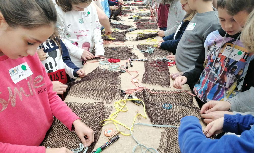 Vegalsa-Eroski lleva la sostenibilidad a los escolares de Vigo