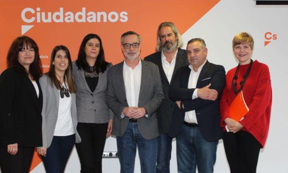 Dimite la mitad de la directiva de Ciudadanos en Vigo