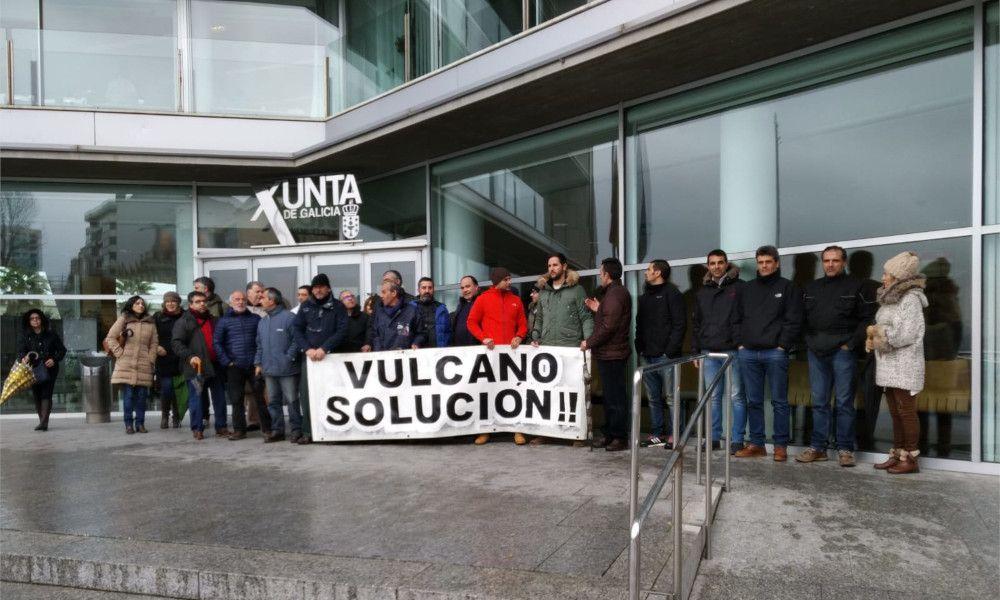 Un grupo gallego se lanza a por la subasta de Vulcano
