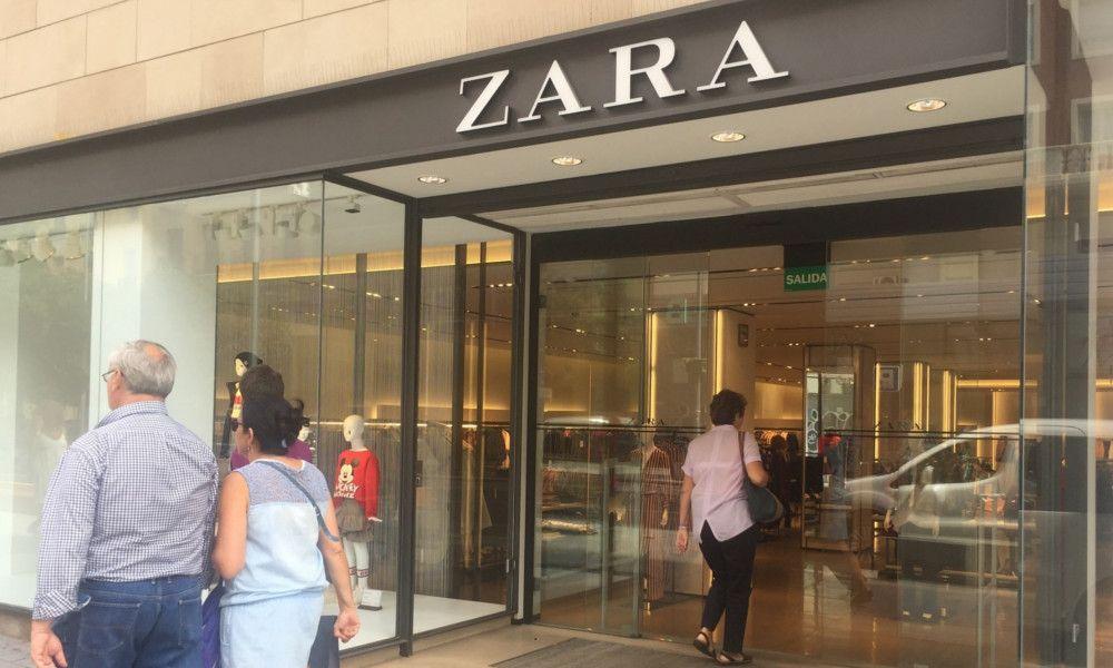 Inditex mantiene cerradas más de la mitad de sus tiendas en el mundo