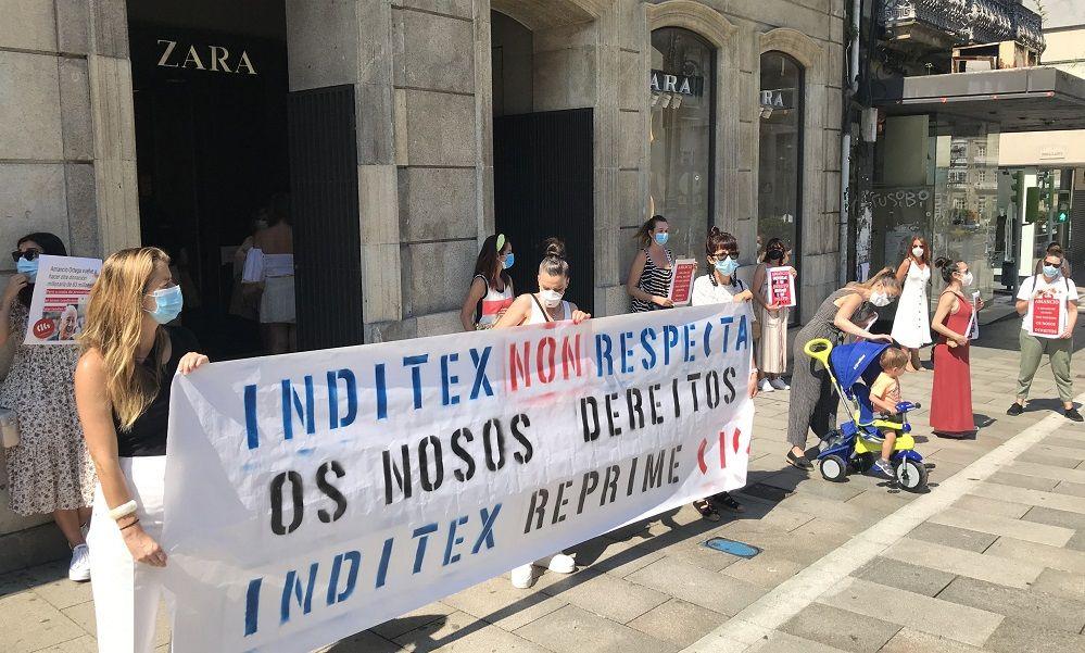 Inditex: rebelión en Galicia por los horarios de desescalada en tienda
