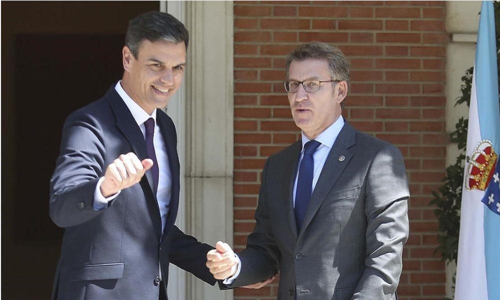Sánchez ignora a Feijóo y activa una desescalada por provincias