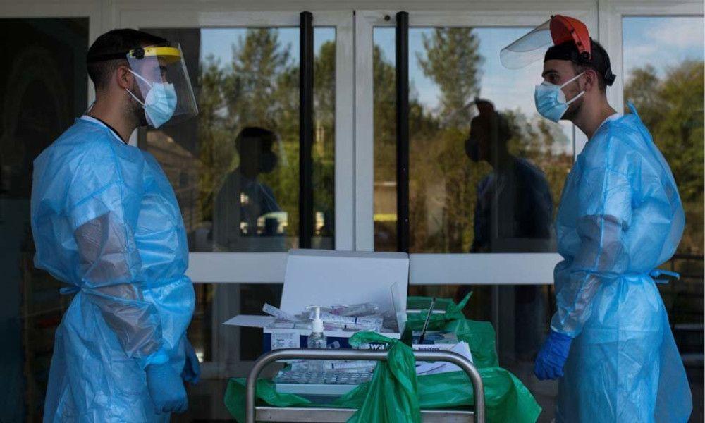 La segunda ola del Covid-19 deja casi 600 muertes en Galicia