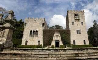 Pazo de Meirás, situado en el concello de Sada y antigua propiedad de la familia Franco | EFE
