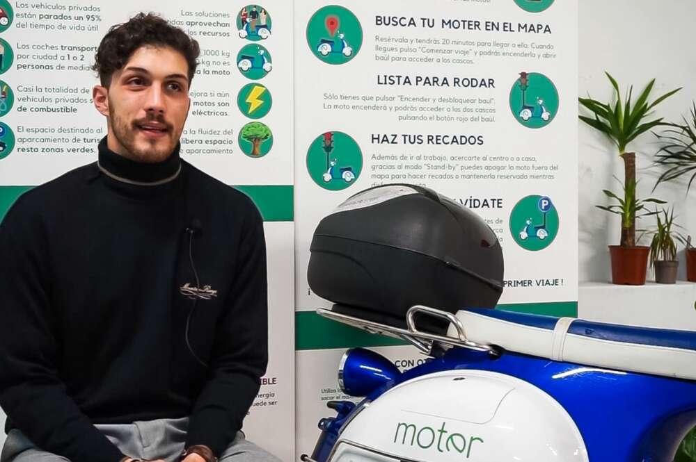 Galicia en Primera Persona: Moter, una apuesta de movilidad compartida